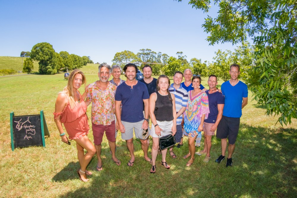 Light & Laughter - Byron Bay - Group