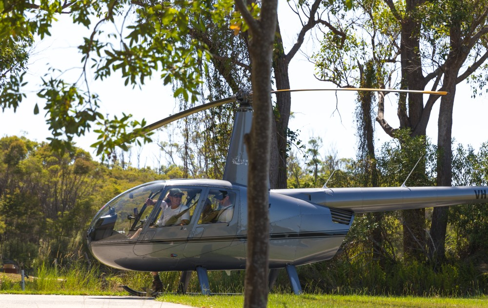 Light & Laughter - Byron Bay - Helicopter Adventure