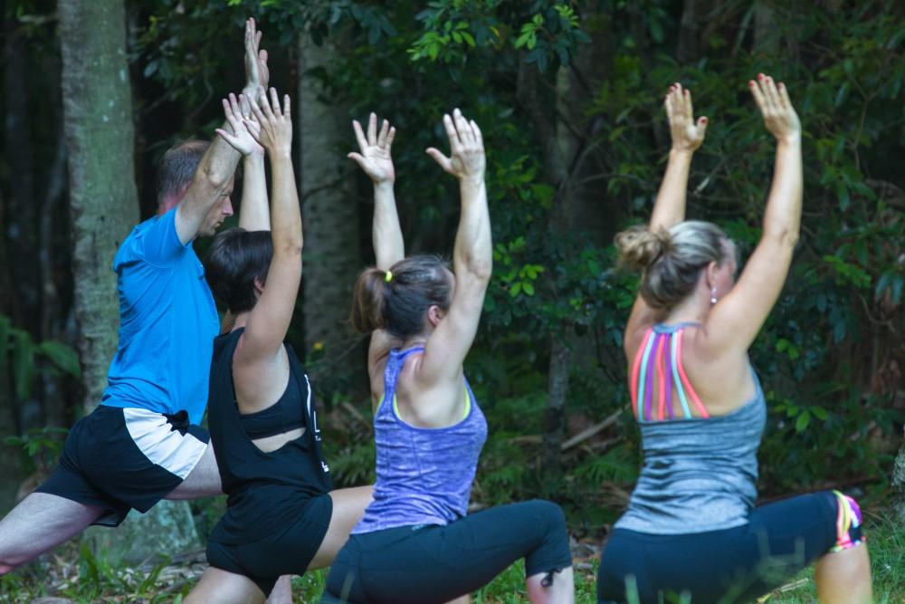 Light & Laughter - Byron Bay - Yoga