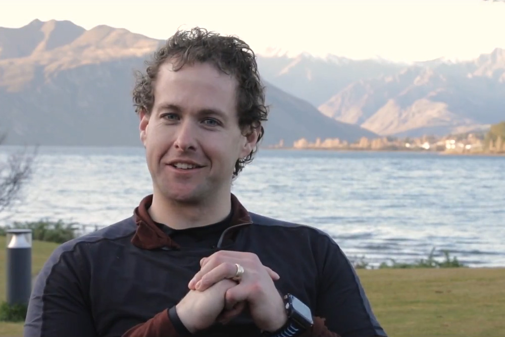 Off The Edge - NZ - Video