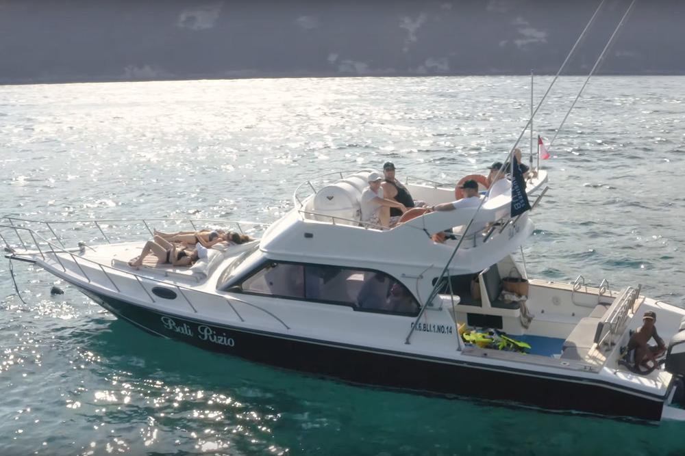 Deep Anchorage - Bali - Video
