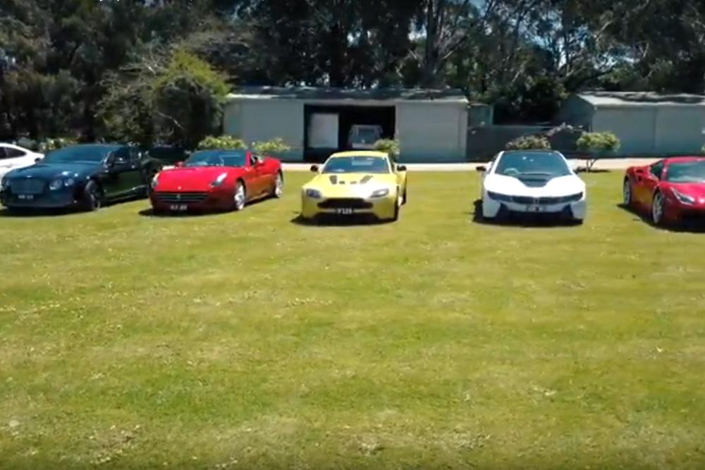 Fast & The Futurist - Melbourne - Supercars