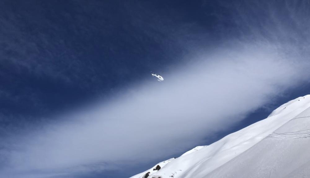 Off The Edge - NZ - Heli Ski Slopes