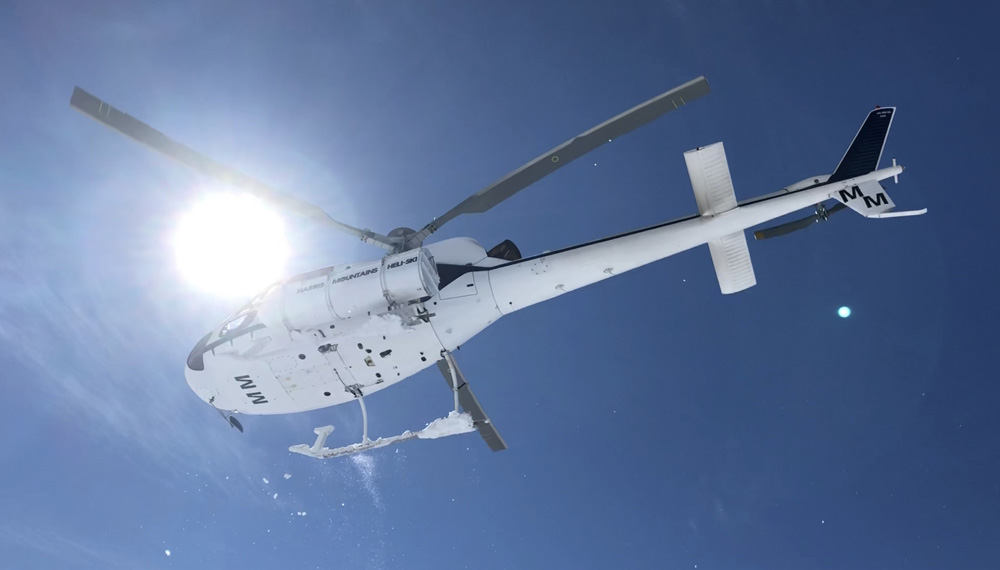 Off The Edge - NZ - Heli Ski Adventure
