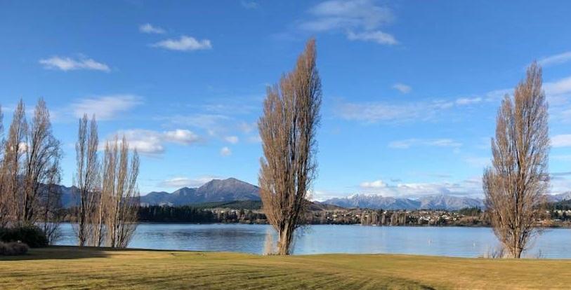 Off The Edge - NZ - Lake Wanaka